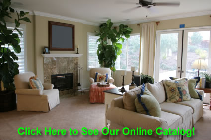 Artificial Trees Plants Family Rooms
